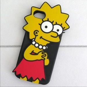 Lisa Simpson iPhone 7 case